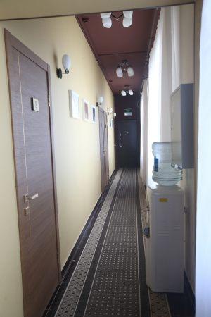 коридор на 2 этаже